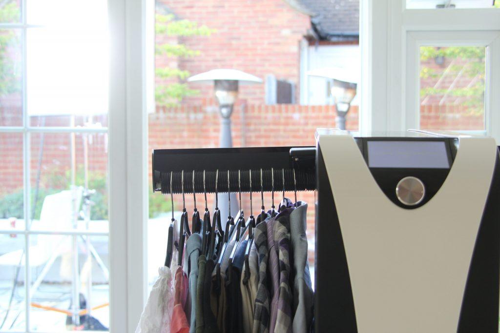 effie the new ironing machine